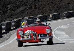 Etna Castles Vintage Car Tour 2015