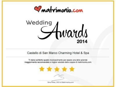 Wedding award 2014 1800