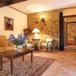 Suite de luxe livingroom