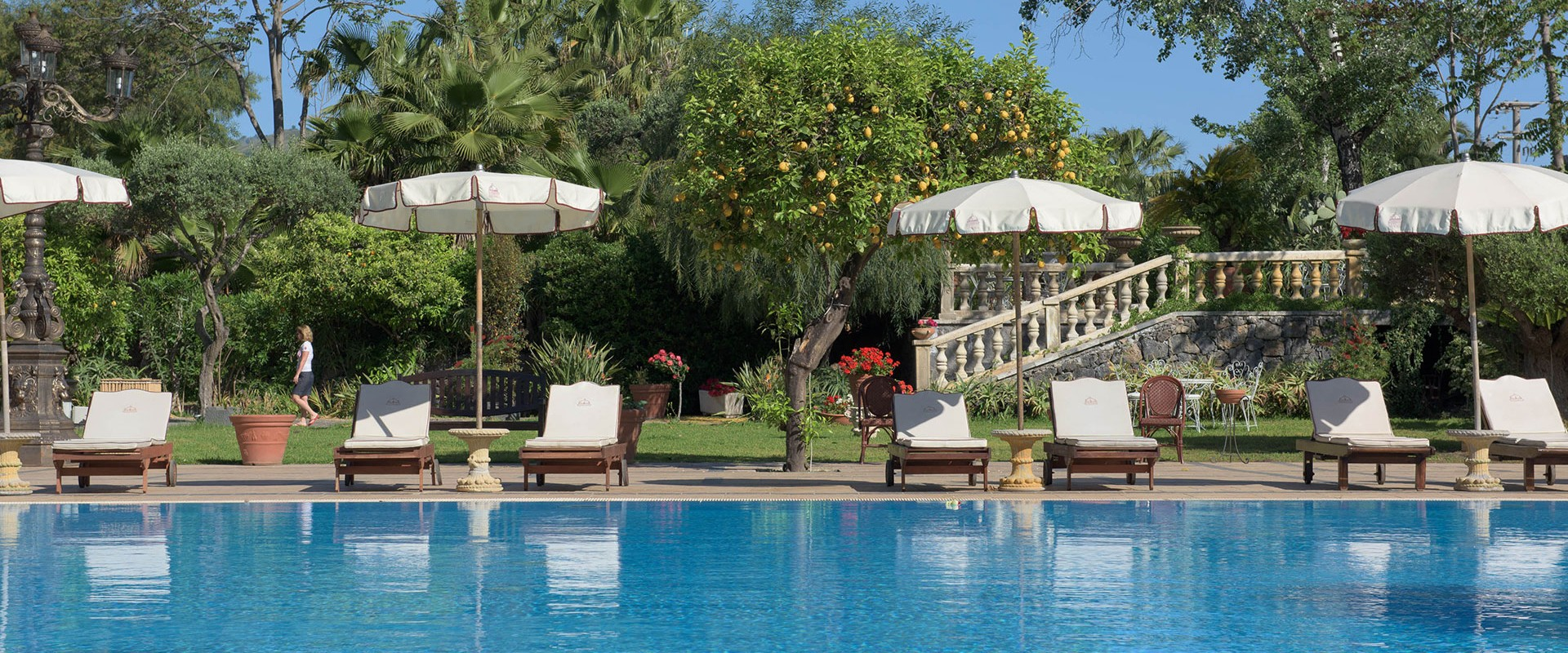 Hotel Sicilia con piscina