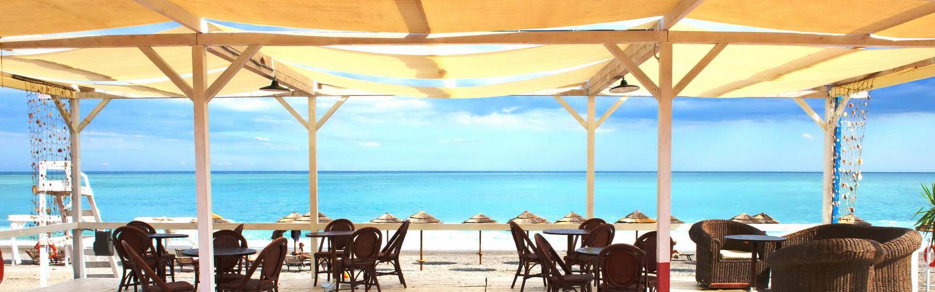 spiaggia privata hotel sicilia